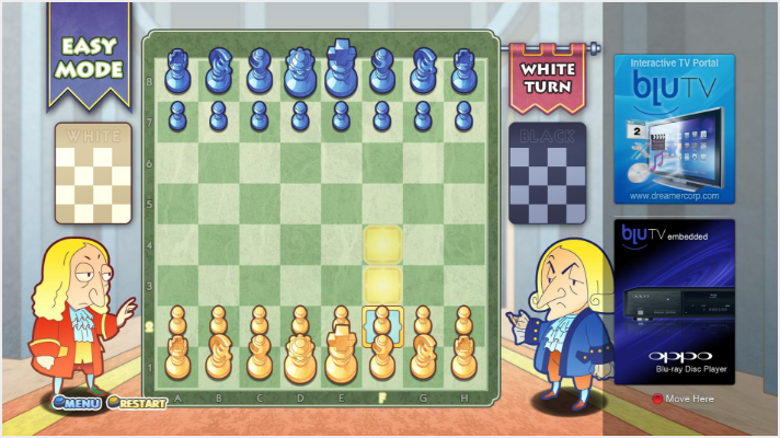 SmartTV - Game - The Master Chess